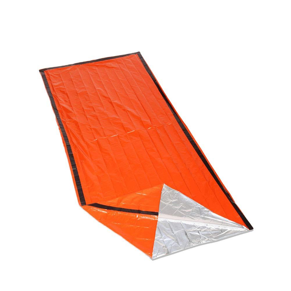 【本物保証】 LBgrandspec スポーツアクセサリー LBgrandspec アウトドア キャンプ 登山 キャンプ 緊急寝袋 暖かい 保温 暖かい サバイバルブランケット オレンジ B07LFBC3TR, 大将もビックリ!SCB:64c078ec --- a0267596.xsph.ru