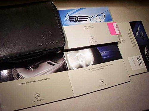 2006 Mercedes Clk Cabriolet - 2006 Mercedes CLK Class Owners Manual