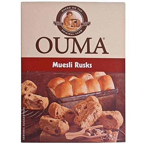 Ouma Muesli Rusks 500g - Pack of 2
