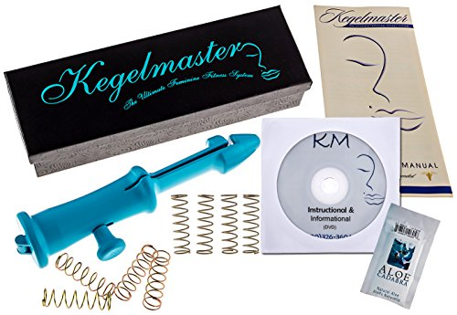 Kegelmaster 2000 Advanced Progressive Kegel Exercise Device for Women, Doctor Recommended for Bladder Control and Pelvic Floor Exercises Resistance Training Kit to Treat Urinary Incontinence by Kegelmaster