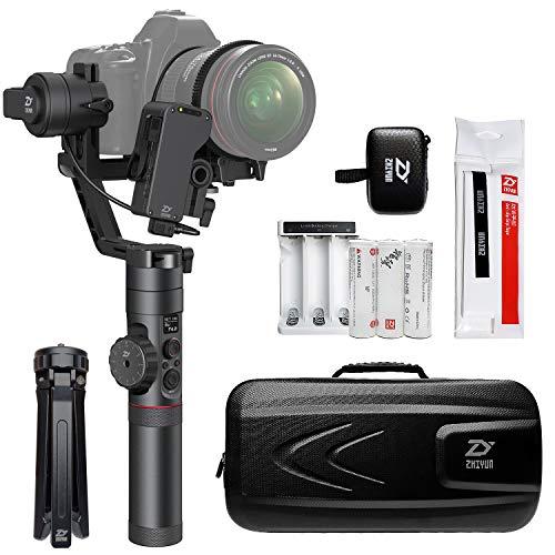 Camera Crane - Zhiyun Crane 2 [Official] Gimbal Stabilizer with Follow focus (New Firmware Available)