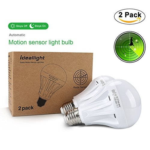 Motion Sensing Led Light Bulb - 4