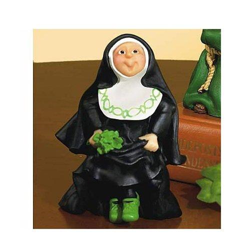 Abbey Press Sister Folk ''Dance as if No One were Watching'' Irish Figurine, 3.75''