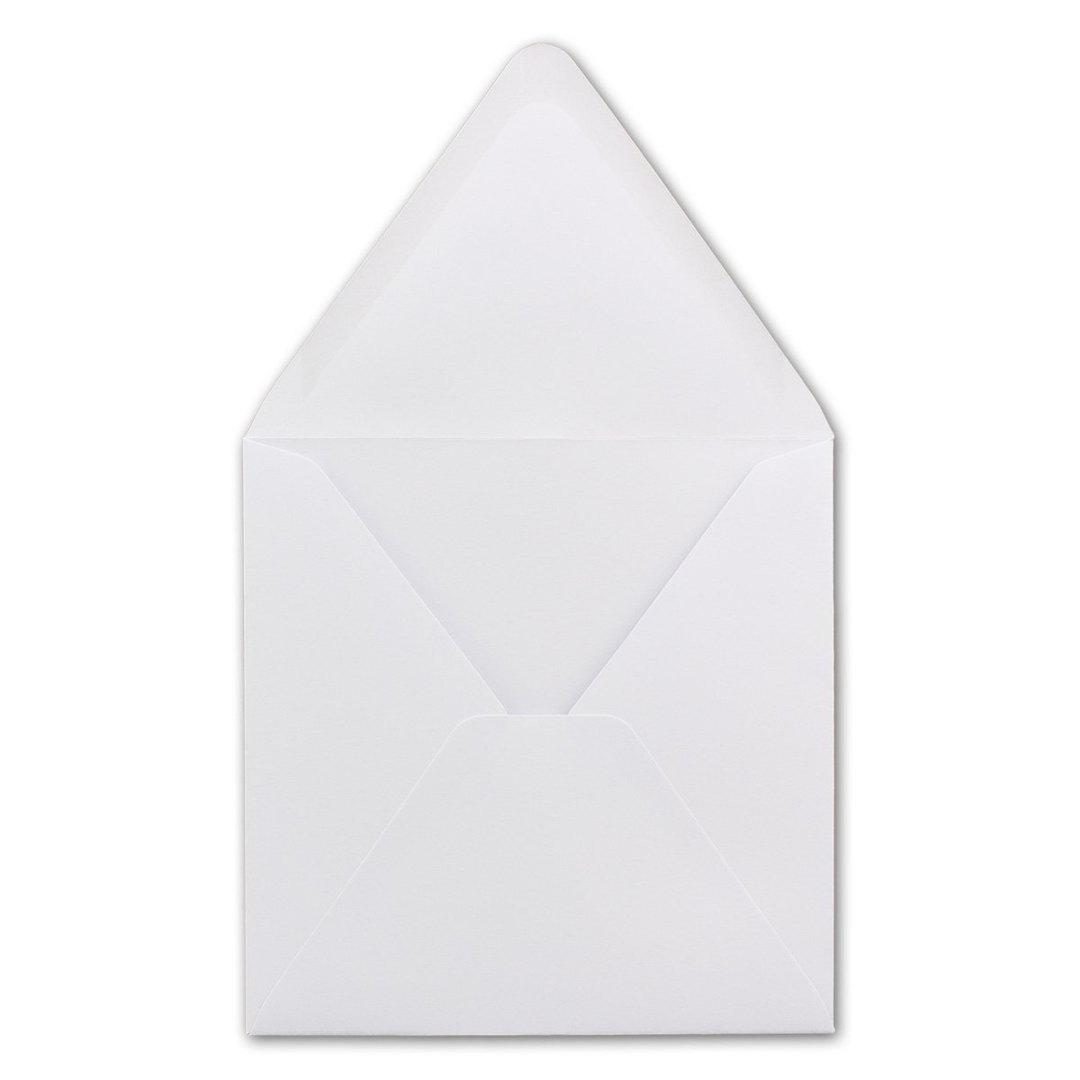 Briefumschläge Quadratisch 150 x x x 150 mm - Hochweiß   500 Stück   Superweiss Top-qualität - 100 g m²   150 x 150 cm - Für ganz besondere Anlässe  - Haftklebung - Qualitätsmarke  Gustav NEUSER B071HV8ZVD | Genialität 90d061