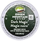Green Mountain Coffee Dark Magic single serve K-Cup pods for Keurig brewers, 48 Count