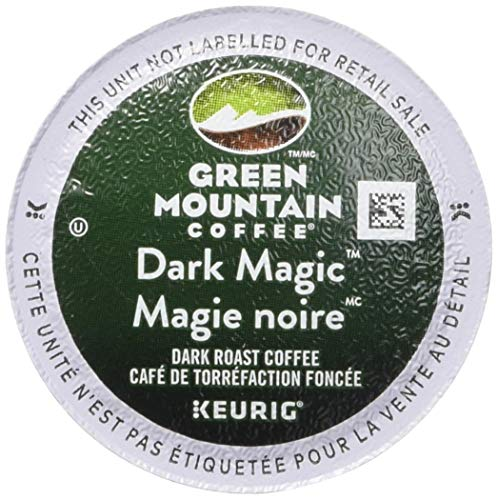 Green Mountain Coffee Dark Magic single serve K-Cup pods for Keurig brewers, 48 Count by Green Mountain Coffee Roasters (Image #8)