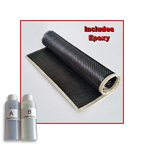 real-carbon-fiber-epoxy-resin-kit-2x2-twill-36-x-6