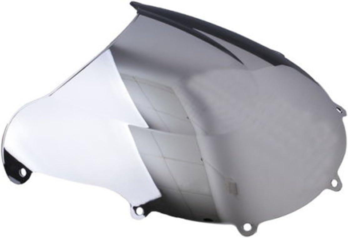Black Motorcycle Windscreen Windshield For Suzuki GSXR600 GSXR750 K4 2004 2005