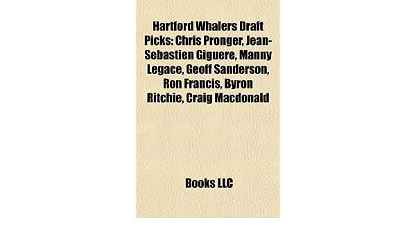 Hartford Whalers Draft Picks  Books LLC  Amazon.com.au  Books c95be8e94