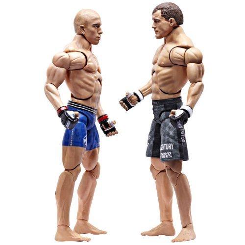 Georges St-Pierre vs Matt Hughes UFC 79 Series 2 (Best Fighter In Ufc 2)