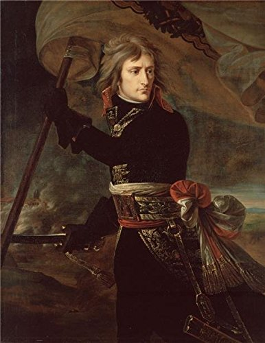 Bonaparte Costume Napoleon Child ('Napoleon Bonaparte On The Bridge At Arcole,1797 By Baron Antoine-Jean Gros' Oil Painting, 20x26 Inch / 51x66 Cm ,printed On High Quality Polyster Canvas ,this High Resolution Art Decorative Canvas)