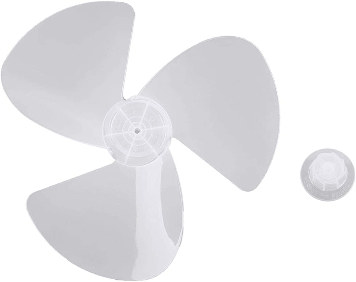 TiaoBug 3Piezas 16 Inches Aspas Hojas Plásticas de Ventilador Con ...