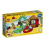 Best Bricks Set Of Pirates LEGOs - LEGO DUPLO Jake Peter Pan's Visit Building Set Review