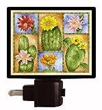 Southwest Night Light - Cacti Sampler