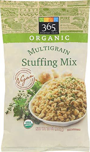Herb Stuffing - 365 Everyday Value, Organic Multigrain Stuffing Mix, 10 OZ