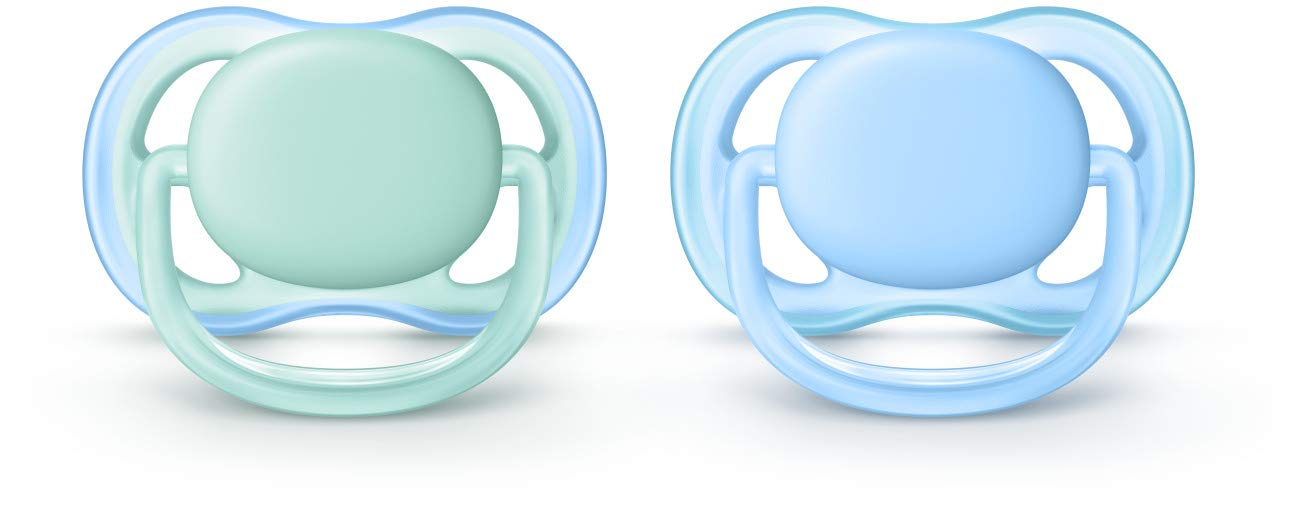 Philips Avent Ultra Air Pacifier, 0-6