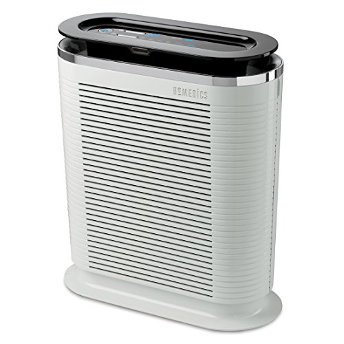 HoMedics HEPA Air Purifier Fan 100 CADR,   Keeps Air Fresh, Protects from...