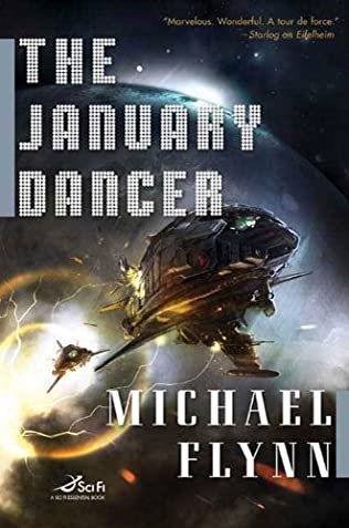 book cover of The January Dancer