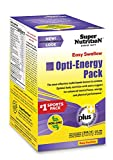 SuperNutrition EZ Swallow Opti-Energy Pack Multivitamin,4 Count, 90 Packs