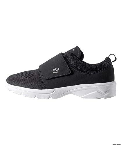 93cfa0d8bba11 Silvert's Extra Wide Ultra Lightweight Walking Shoes for Women - Slip