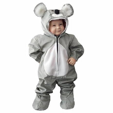 e1cab9146cb5 J42, Taglia 74-80, Costume da Koala, Koala Costumi di Carnevale Orso ...