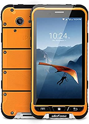 Ulefone Armor - 4G Smartphone Libre Android 6.0 con NFC ...