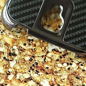 JOE Protective Carbon Fiber + Plastic Back Case for Samsung Galaxy S4 i9500 (Assorted Colors)