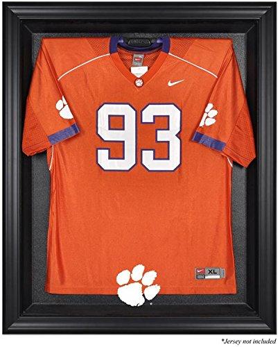 Clemson Tigers Framed Logo Jersey Display Case