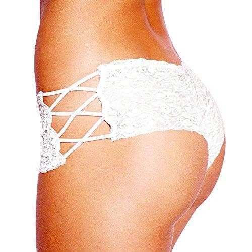Boyshorts stretched Underwear Breathable Transparent product image