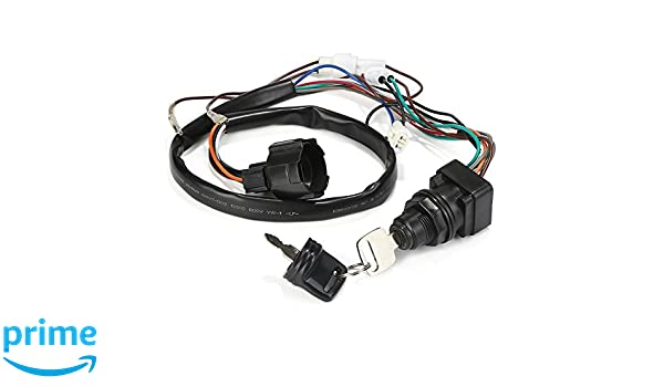 amazon com rupse ignition key switch assy suzuki outboards remote Suzuki Outboards 140 4 Stroke