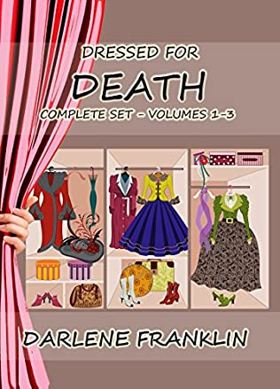book cover of Dressed For Death