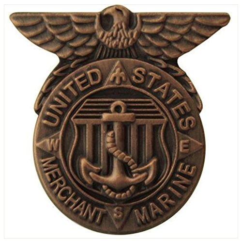 Vanguard Lapel PIN: Merchant Marine Honorable Service