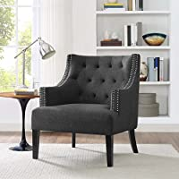 Modway EEI-2578-GRY Regard Wood Armchair, Gray