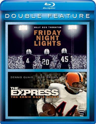 Double Feature: Friday Night Lights / The Express [Blu-ray] (Bilingual) Dennis Quaid Billy Bob Thornton Lucas Black Rob Brown