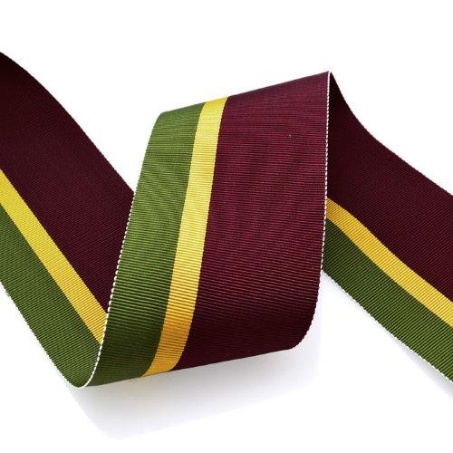 Grosgrain Stripe Ribbon 2 3/8