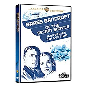 Bancroft Of The Secret Service  Mysteries  Collection - 4 Movies (2 Disc)