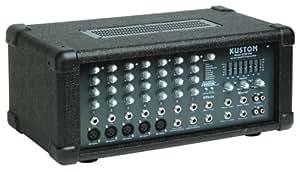 Kustom KPM 7250 - 7 Channel Powered Mixer/Amplifier