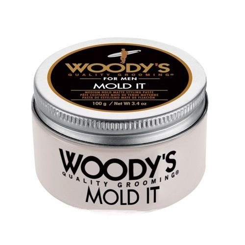 woody's Mold It Matte Paste 3.4 Oz