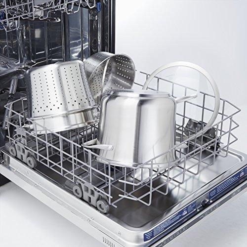 Calphalon Steel Cookware/Multi-Pot, 8 quart