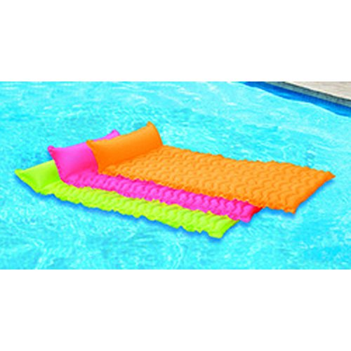 1 x INTEX Air WAVE MATS 90 x 86 CM