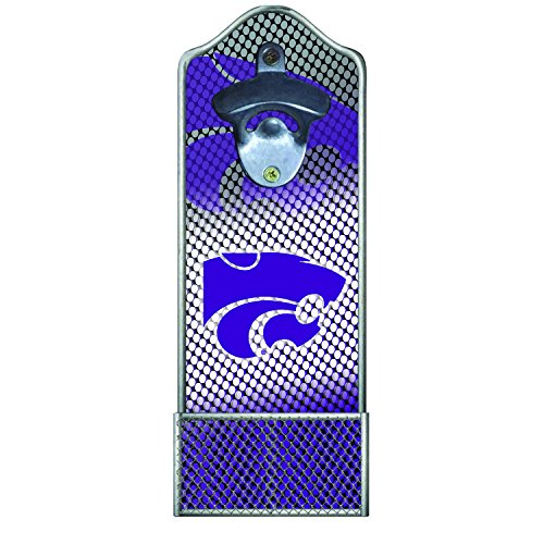 Team Sports America Kansas State University Light-Up Magnetic Bottle (Kansas State University Desk)