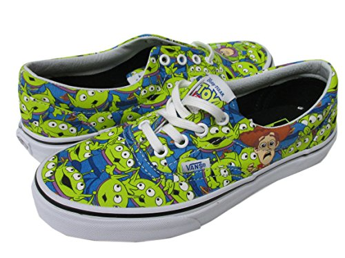 9a49b85347 Vans Womens Era Toy Story Fashion Aliens Skateboarding Shoes ...