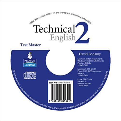 Technical English 2: Test Master CD-ROM