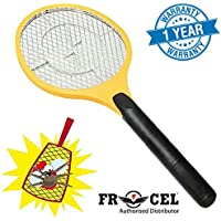 Mosquito Racket/Insect Mosquito Killer Bat (Multicolour)