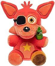 Funko - Five Nights At Freddy's Pizza Simulator - Rockstar Foxy Peluche, Multicolor, 3