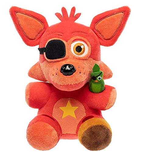 Funko Plush: Five Nights at Freddy's Pizza Simulator - Rockstar Foxy Collectible Figure, ()