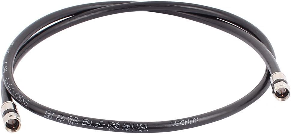 sourcing map Conector 3.3 pies Cable coaxial Coaxial HD ...