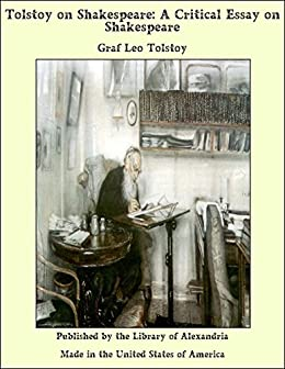 "tolstoy essay what is Leo tolstoy is not an ostrich  this essay appeared as the preface to the  russian edition of howard williams' the ethics of diet, a book aimed at offering "" a."