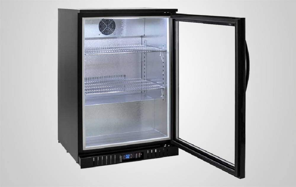 "23.5"" Wide Back Bar Beverage Cooler Commercial Refrigerator 51WxtVpnBqLSL1000_"