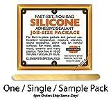 Hardman Silicone Single-Use/Job Packet (Brown-Label, 04030)-Single Packet
